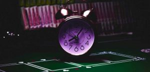 What is the best time to gamble at a casino?