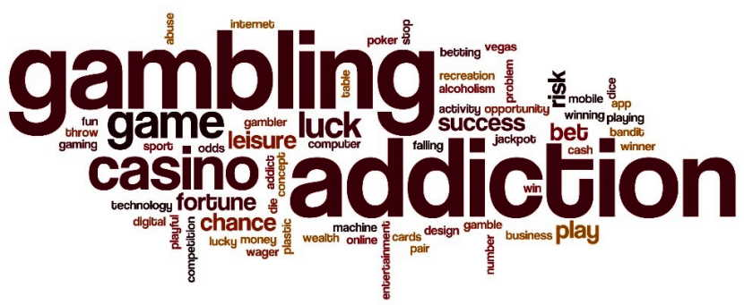 get rid of gambling addiction